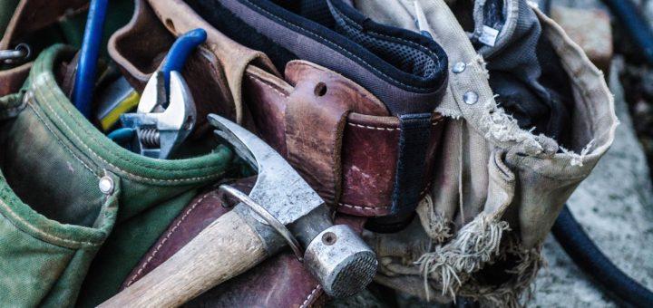 Handyman belt