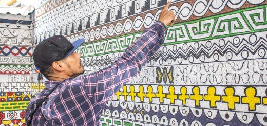 Artist Jose Herrera and his art