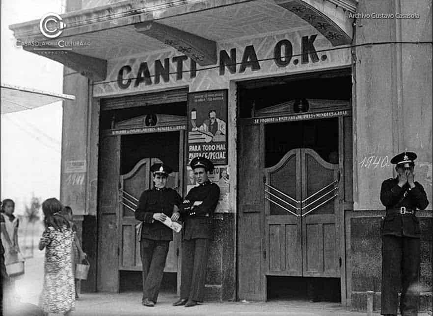 old cantina